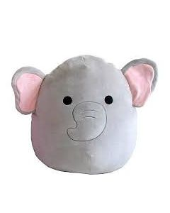 Base Image for SQUISHMALLOW 7 INCH~GREY ELEPH