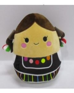 Squishmallow 7 InchMariachi Girl in Black