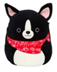 Base Image for SQUISHMALLOW 8 INCH~BLACK DOG