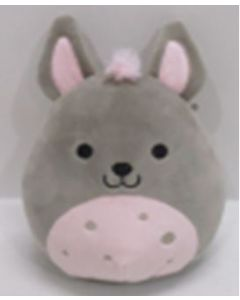 Squishmallow 7 InchGrey an