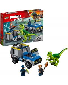 Small Image for RAPTOR RESCUE TRUCK