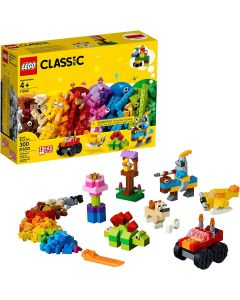 Small Image for LEGO CLASIC~BASIC BRICK SET