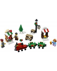 Small Image for CHRISTMAS TRAIN RIDE