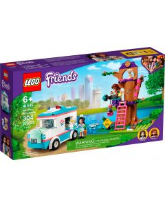 LEGO FriendsVet Clinic Ambulance