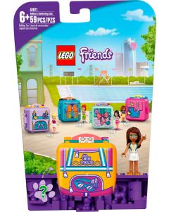 Andrea's Swimming CubeLEGO Friends