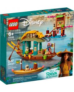 LEGO Raya the Last DragonBoun's Boat