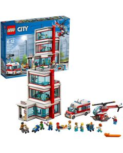 Small Image for LEGO CITY HOSPITAL