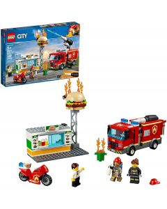 Small Image for BURGER BAR FIRE RESCUE