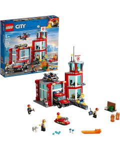 Small Image for CITY~FIRE STATION