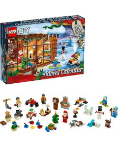 Small Image for LEGO Advent Calendar: City 201