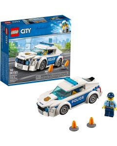 Small Image for POLICE PATROL CAR