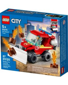 FIRE HAZARD TRUCKLEGO CITY