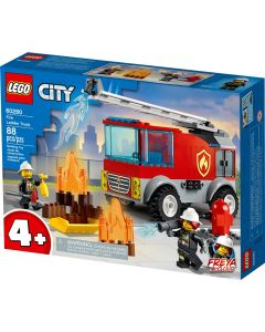 FIRE LADDER TRUCKLEGO CITY