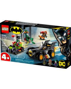 BATMAN VS. THE JOKERLEGO Batman