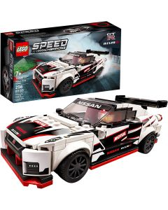 Small Image for SPEED CHAMPIONS~NISSAN GT-R NI