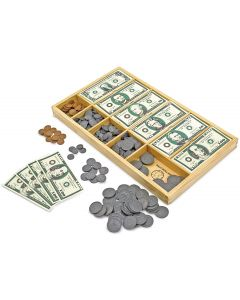 Small Image for CLASSIC PLAY MONEY SET