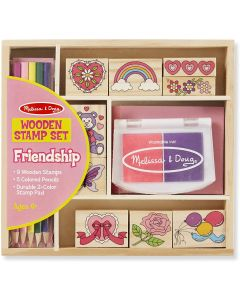 Small Image for FRIENDSHIP STAMP SET BY MELISS