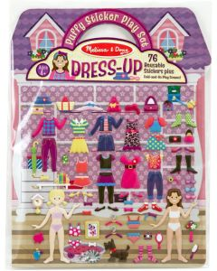 Small Image for PUFFY STICKERS PLAY SET~DRESS