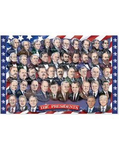 Small Image for PRESIDENTS OF THE USA 100