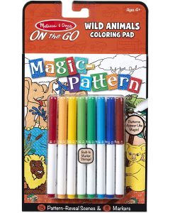 Small Image for MAGIC PATTERN~WILD ANIMALS COL