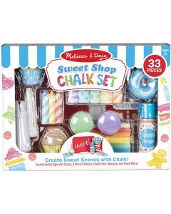 Small Image for SWEET SHOP CHALK PLAY SET