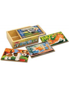 Small Image for PETS PUZZLES IN A BOX BY MELIS