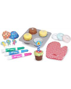 Small Image for BAKE AND DECORATE~CUPCAKE SET