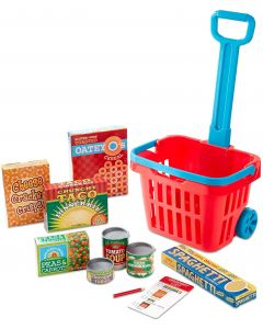 Small Image for FILL AND ROLL GROCERY~BASKET P