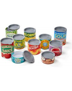 Small Image for LET'S PLAY HOUSE~GROCERY CANS