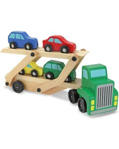 Small Image for CAR CARRIER TRUCK AND~CARS WOO