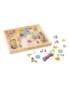 Small Image for BEAD BOUQUET WOODEN~BEAD KIT