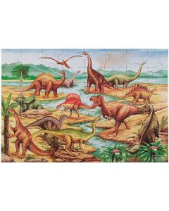 Small Image for PUZZLE 48 PC DINOSAUR