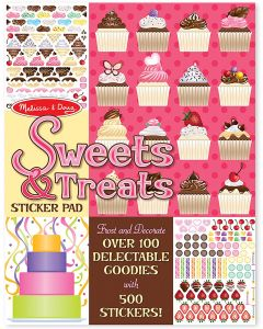 Small Image for SWEET AND TREATS~STICKER PAD