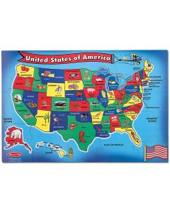 Small Image for PUZZLE 51 PC~UNITED STATES
