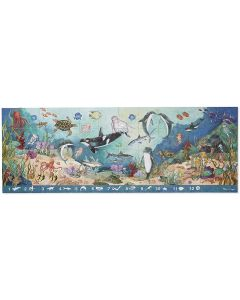Small Image for PUZZLE 48 PC~BENEATH THE WAVES