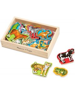 Small Image for MAGNETIC ANIMALS IN A BOX