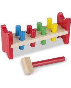 Small Image for POUND A PEG CLASSIC TOY