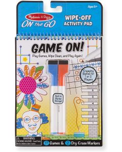 Small Image for ON THE GO ACTIVITY GAMES~PAD