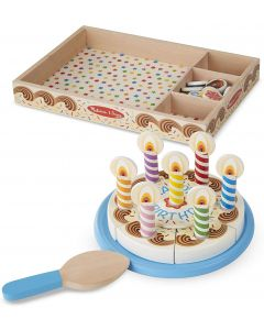 Small Image for BIRTHDAY PARTY WOODEN~PLAY SET