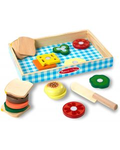 Small Image for Sandwich Making Set by Melissa