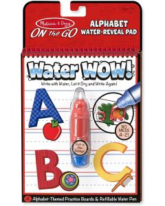 Small Image for WATER WOW ALPHABET