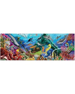Base Image for PUZZLE 200 PC~UNDERWATER OASIS