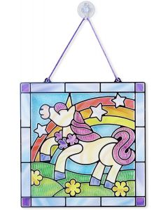 Small Image for STAINED GLASS MADE EASY~UNICOR