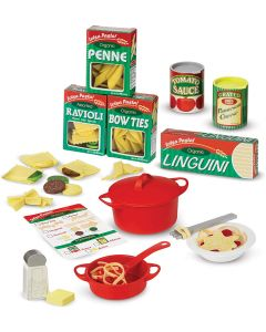 Small Image for PREPARE AND SERVE PASTA~PLAY S