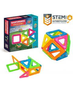 Base Image for MAGFORMERS 14 PC NEON SET