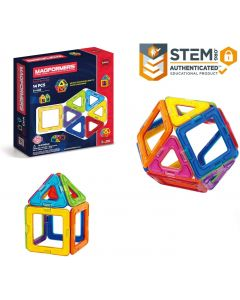 Base Image for MAGFORMERS~14 PC RAINBOW SET