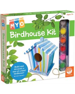 Small Image for MAKE YOUR OWN~BIRDHOUSE KIT