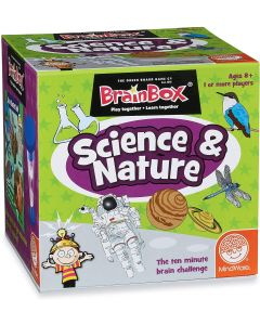 Small Image for BRAINBOX SCIENCE & NATURE