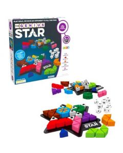 The Genius Star <br/> Game