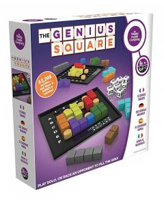 Base Image for THE GENIUS SQUARE GAME